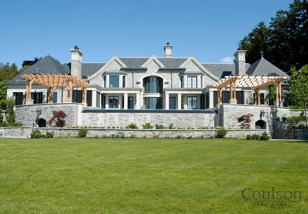 Coulson Fine Homes English Country Architecture